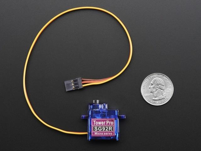 Szervomotor vezérlése Raspberry Pi-vel