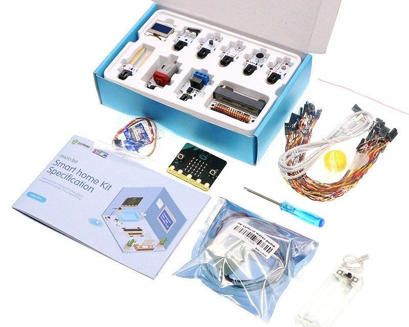 Elecfreaks–Smart Home Kit – Okos otthon készlet