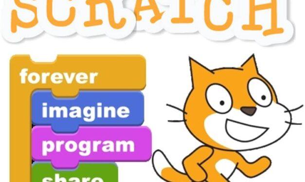 Physical computing with scratch – fizikai számítástechnika scratch programkörnyezetben – 3.