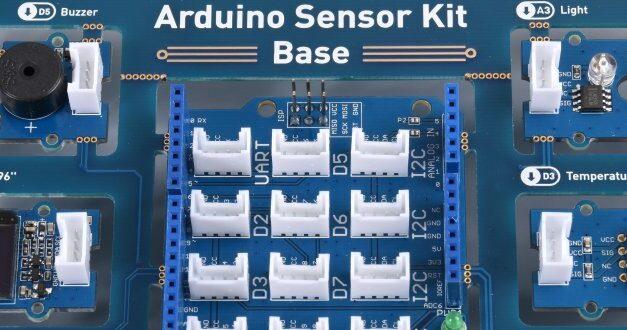 Arduino Sensor Kit – 2. rész