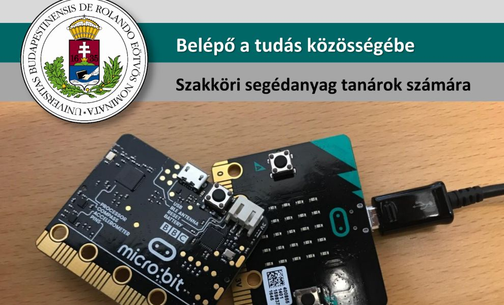 Programozzunk micro:biteket!