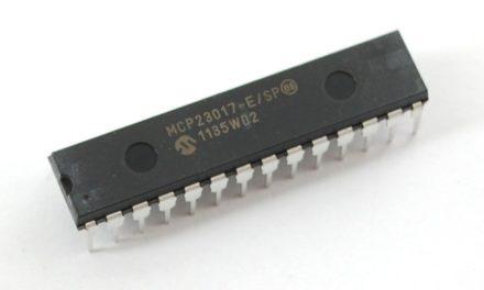 I2C buszbővítő Raspberry Pi-hez