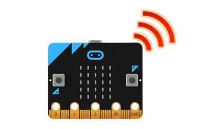 Vezeték nélküli (rádiós) kommunikáció micro:bittel