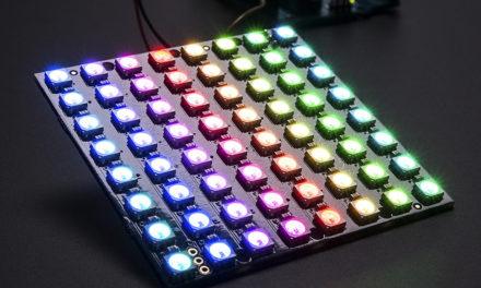 BBC micro:bit és Neopixels