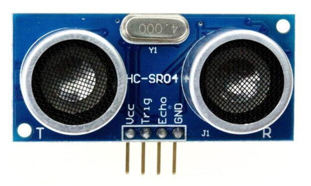 Távolságmérés a HC-SR04 ultrahang szenzorral