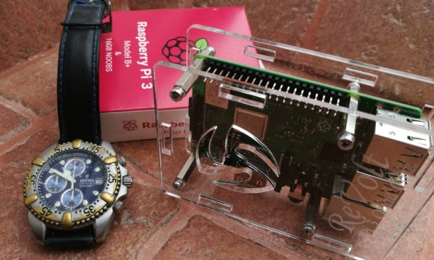 Hardveres óra (RTC) a Raspberry-hez