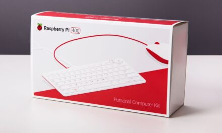Vissza a jövőbe – a Raspberry Pi 400